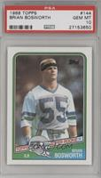 Brian Bosworth [PSA 10]
