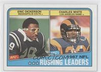 Eric Dickerson, Charles White