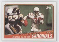 Phoenix Cardinals, Stump Mitchell