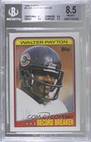 Walter Payton [BGS8.5NM‑MT+]