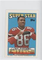 Floyd Dixon (Neal Anderson 6, Alex Gordon 234)