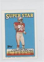 Jerry Rice (Roy Green 31, Stanford Jennings 157)