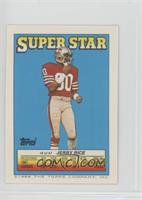 Jerry Rice (Neal Anderson 6, Alex Gordon 234)