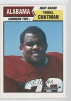Ted Chapman, Terrill Chatman