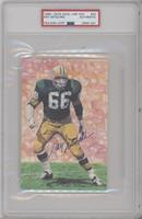 Ray Nitschke /5000 [PSA Authentic]