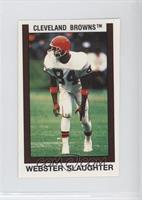 Webster Slaughter