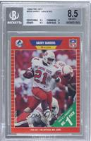 Barry Sanders [BGS 8.5 NM‑MT+]