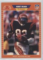 Rodney Holman (Bengals with Capital B only)