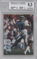 Randall Cunningham (No Border, No Name on Front) [BGS 6.5]