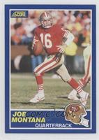 Joe Montana (TM by Helmet Logo)