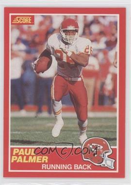 1989 Score - [Base] #175 - Paul Palmer