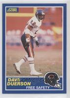 Dave Duerson