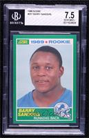 Barry Sanders [BGS 7.5 NEAR MINT+]