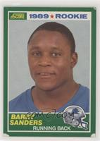 Barry Sanders [Good to VG‑EX]