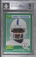 Andre Rison [BGS 9]