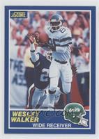 Wesley Walker