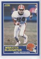 Webster Slaughter
