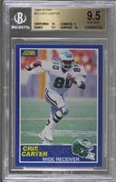 Cris Carter [BGS 9.5 GEM MINT]
