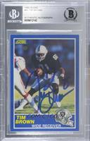 Tim Brown [BGS Authentic]