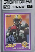 Sterling Sharpe [CAS Certified Sealed]