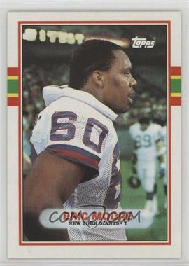 1989 Topps - [Base] #169 - Eric Moore