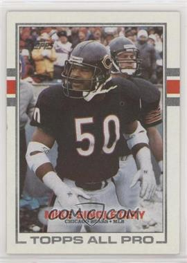 1989 Topps - [Base] #58 - Mike Singletary [EX to NM]