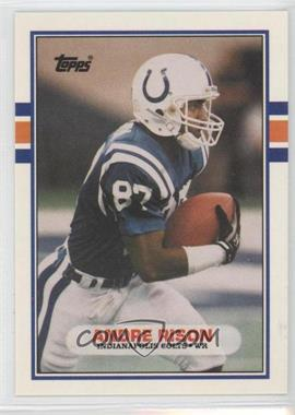 1989 Topps Traded - [Base] #102T - Andre Rison