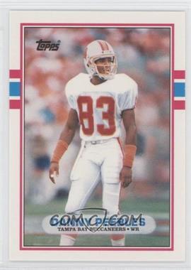 1989 Topps Traded - [Base] #47T - Danny Peebles
