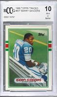 Barry Sanders [BCCG Mint]