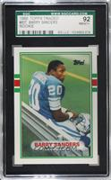 Barry Sanders [SGC 92 NM/MT+ 8.5]