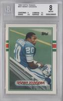 Barry Sanders [BGS 8 NM‑MT]