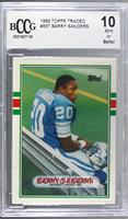 Barry Sanders [BCCGMint]