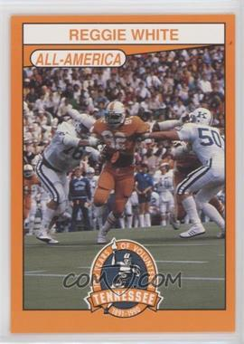 1990 100 Years of Tennessee Volunteers - [Base] #169 - Reggie White