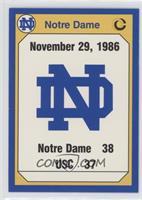 Notre Dame Fighting Irish Team