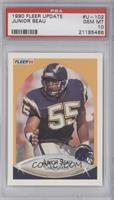 Junior Seau [PSA 10 GEM MT]