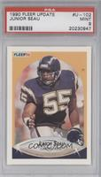 Junior Seau [PSA 9 MINT]