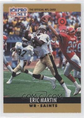 1990 Pro Set - [Base] #216 - Eric Martin