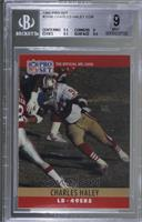 Charles Haley (5 fumble recoveries) [BGS9MINT]