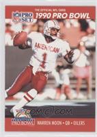 Pro Bowl - Warren Moon