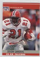 Deion Sanders [MISPRINTED]