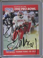 Pro Bowl - Thurman Thomas [JSACertifiedAuto]