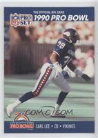Pro Bowl - Carl Lee