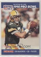Pro Bowl - Don Majkowski