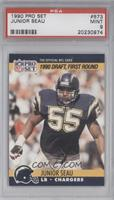 Draft - Junior Seau [PSA 9]