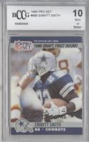 Draft - Emmitt Smith [ENCASED]