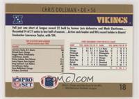 Chris Doleman (Double Back)