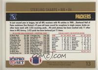 Randall Cunningham, Sterling Sharpe (Dual Back)