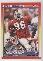 Cortez Kennedy [Noted]