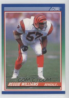 1990 Score - [Base] #404 - Reggie Williams
