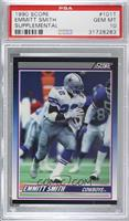 Emmitt Smith [PSA 10 GEM MT]